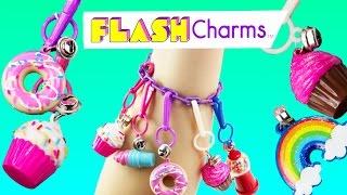 Flash Charms Charms Bracelet Sweet Treats Charms