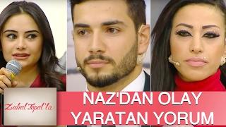 Zuhal Topal'la 116. Bölüm (HD) | Ali'nin Talibi Meryem İçin Naz'dan Olay Yaratan Yorum!