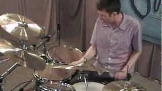 Luke Flowers drum solo
