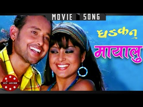 Mayalu  Dhadkan  Rekha Thapa  Ramit Dhungana  Nepali Movie Song