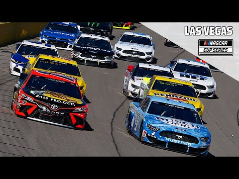 Full Race Replay: Pennzoil 400 | NASCAR Cup Series At Las Vegas Motor Speedway