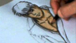 How to draw Ryu Hoshi SF