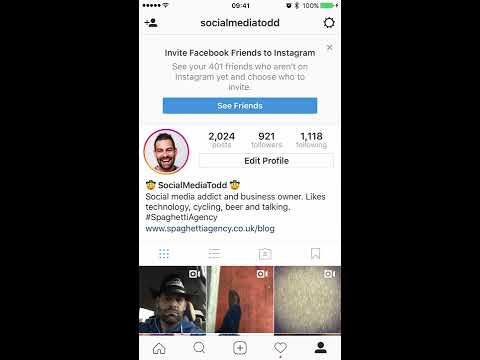 How to Link Your Instagram with Your Twitter Account - YouTube