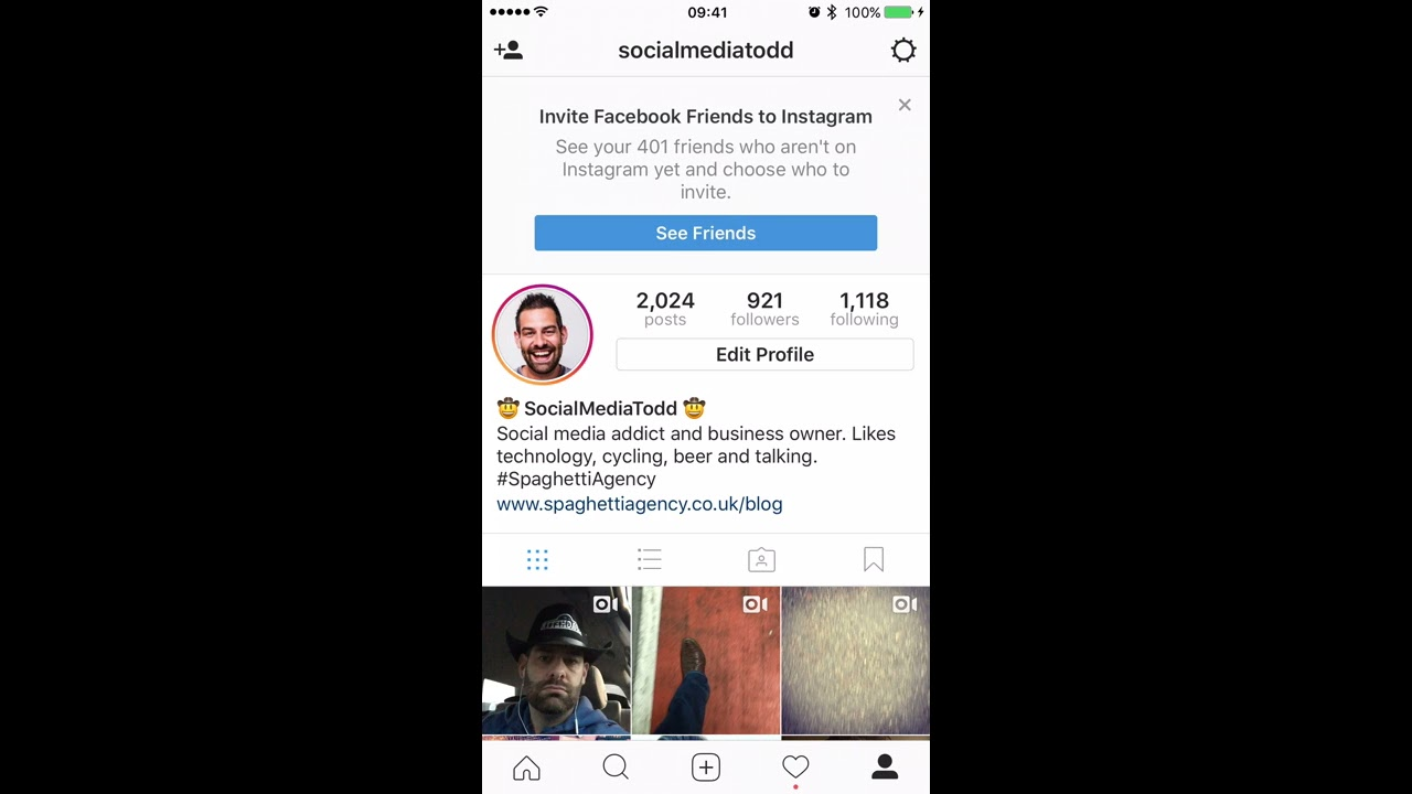 How to Link Your Instagram with Your Twitter Account