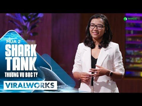 Cô Gái 26 Tuổi Gọi Được Vốn Gấp 6 Lần Mong Đợi - Gần 7 Tỷ Đồng Trong Shark Tank Mùa 2