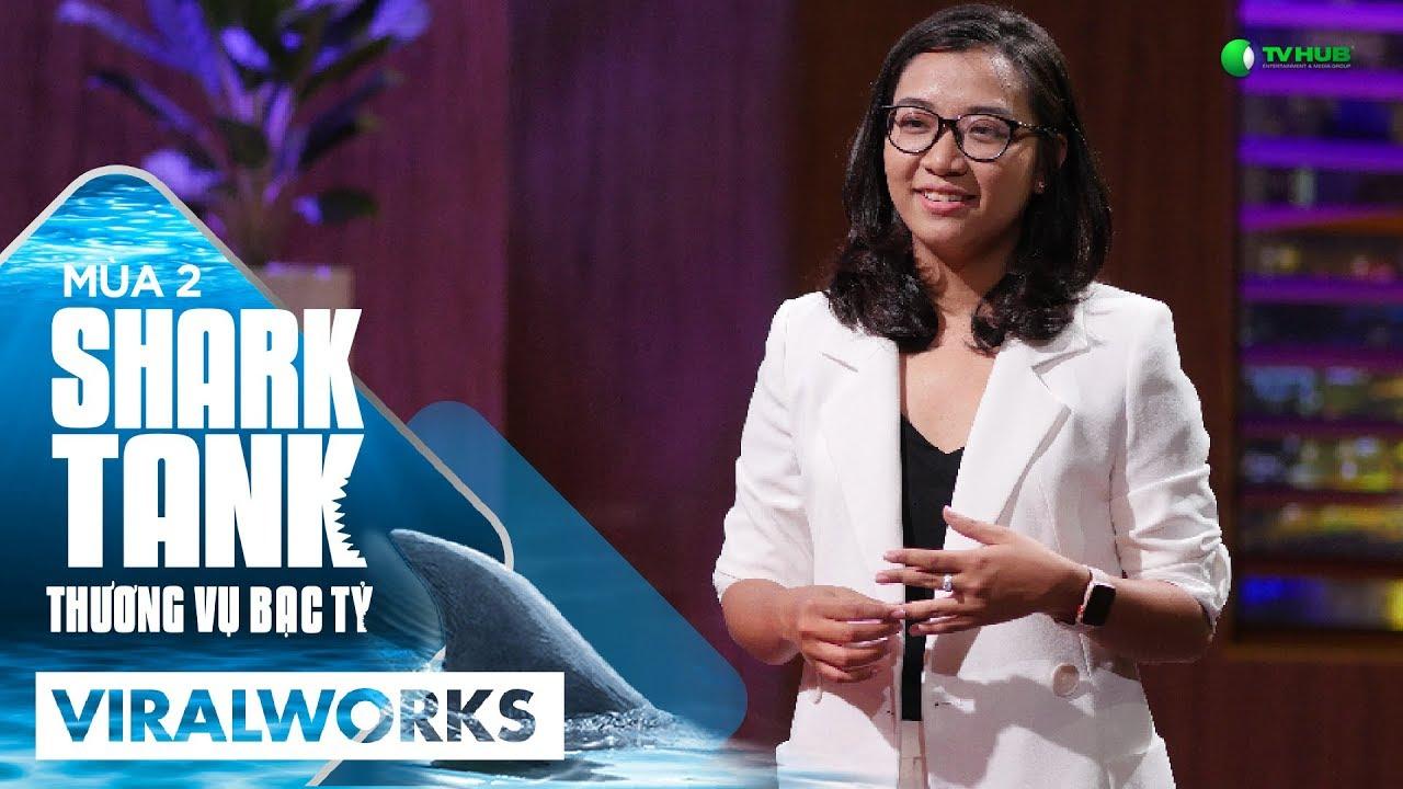 Cô Gái 26 Tuổi Gọi Được Vốn Gấp 6 Lần Mong Đợi – Gần 7 Tỷ Đồng Trong Shark Tank Mùa 2