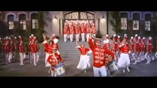 76 trombones full scene the music man 1962