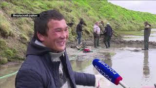 Рыбак Ямальского района стал автором сенсации ученые изучают улов из ледникового периода