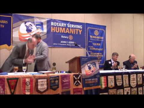 July 18, 2016 Columbia Rotary