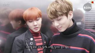 [BANGTAN BOMB] j-hope&JungKook Show Music core Special MC - BTS (방탄소년단)