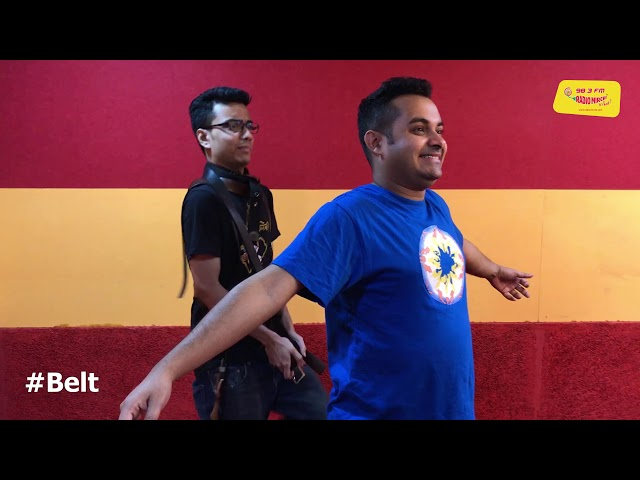 Manush Korechhi   Episode 21   আমি আর আমার Belt   Mirchi Agni   Mirchi Somak   Mirchi Bangla