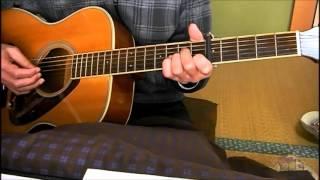 素人のギター弾き語り たんぽぽのお酒 吉田日出子 詞曲:佐藤GWAN博、19...