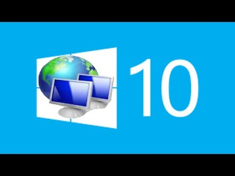 How to add Network Connection icon in Windows 10