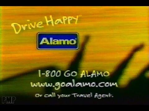 Alamo Car Rental Commercial (1999) - YouTube