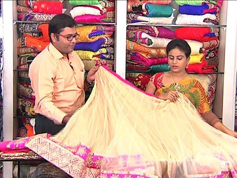 Half Saree Designer Collection