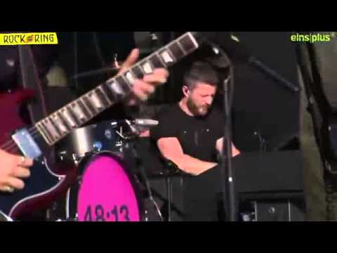 "Kasabian ""Where did all the love go""- Live 2014 -"