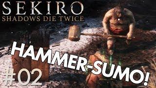 Sekiro Blind Playthrough #2: HAMMER-SUMO! (Let's Play)