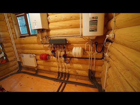 Электрика в деревянном доме. Медь и ретро.