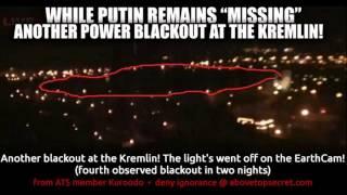 Kremlin Blackout: Four