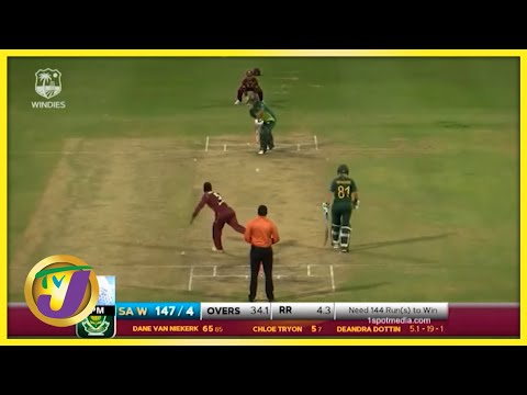 Windies Women Ready for T20 Series Against South Africans - August 30 2021
