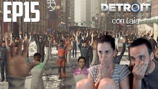 Video de ¡MANOS ARRIBA! | Detroit: Become Human (Ep 15)