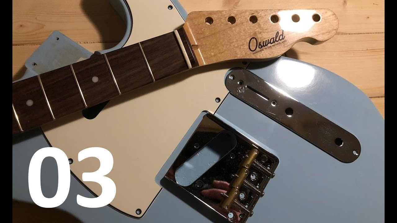 Guitar Building Templates | Guitar Building On A Budget 03 Making Mdf Templates Youtube