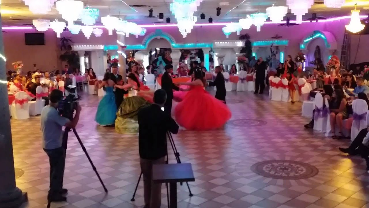 20140914 4th annual quinceanera sin alcohol at the salon 2
