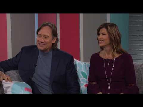 Sam & Kevin Sorbo on theTHREE!
