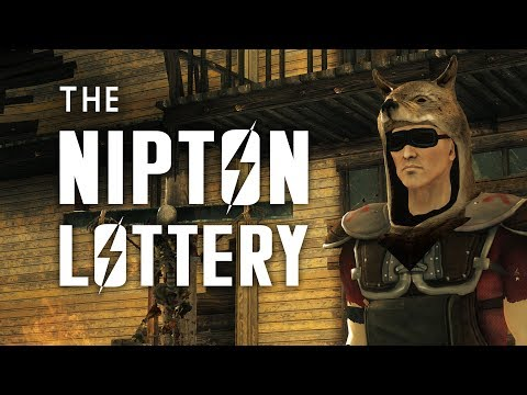 The Full Story of the Nipton Lottery - Fallout New Vegas Lor