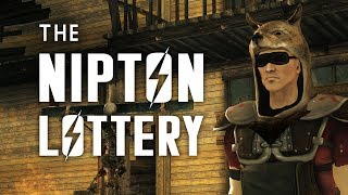 The Full Story of the Nipton Lottery - Fallout New Vegas Lore