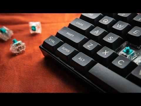 Building My Dream 60% Keyboard