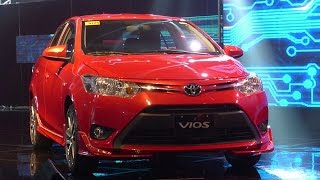 Toyota Vios In India – Reason To Buy: Preview