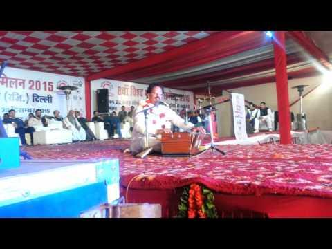 Bharat sharma live goriya chand ke aajoria