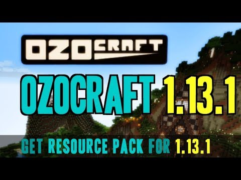how to install texture packs minecraft 1.13.1