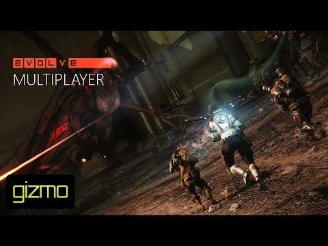 Evolve - Online Multiplayer - Monster - Xbox One