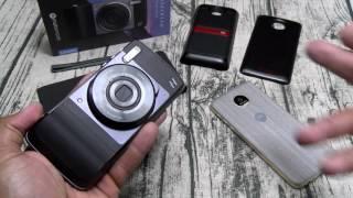 The Hasselblad True Zoom Mod for Moto Z Phones