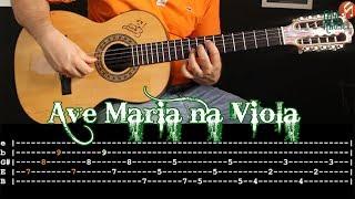 Video Aula: Ave Maria na Viola Caipira