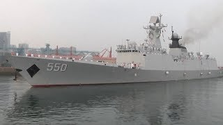 Chinese naval escort fleet returns after completing mission