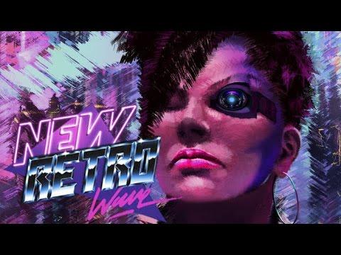 Mega CyberForce ⚡💀 - A NewRetroWave POWER Mix | 1 Hour | Retrowave/ Retro Electro |