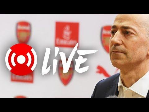 : Ivan Gazidis on Arsene Wenger announcement