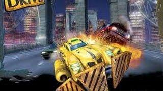 SMASHING DRIVE ARCADE GAME