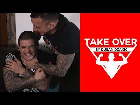Dzakic i Bakocevic SVAKI POCETAK JE TEZAK !!! NEMA ODUSTAJANJA !!! /// TAKE OVER ///