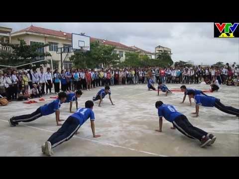 Bài thể dục nam liên hoàn 12A2
