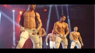 Hot Men Dance - Revue Theater - best man strip