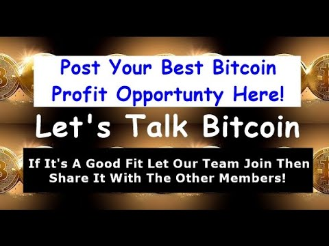 💡Hey Team Post Your Best Bitcoin Crypto HYIP ICO Investment Opportunity Our Facebook Group FREE🔴