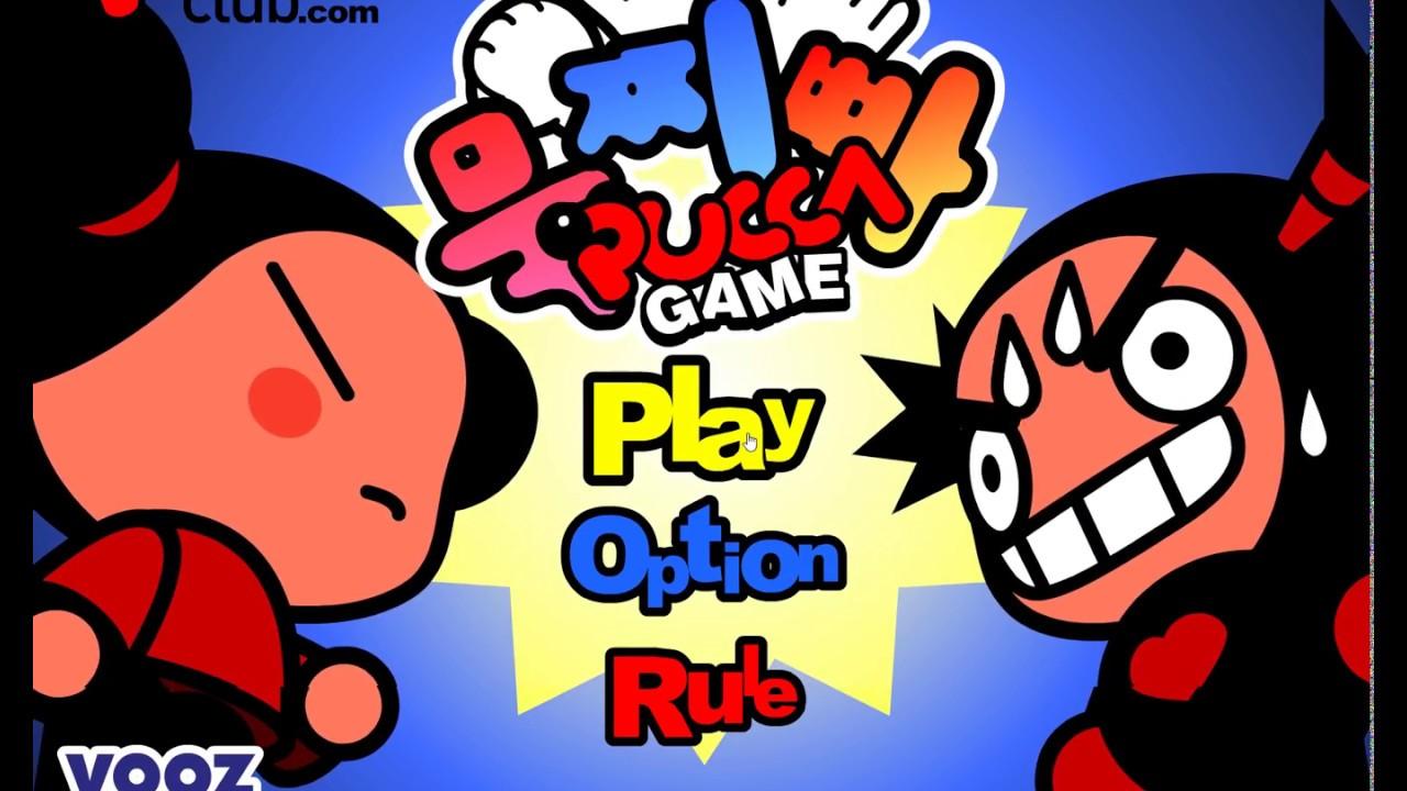 juegos de pucca minijuegos juegos de pucca y garu