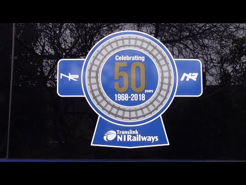 Northern Ireland Railways 50th Anniversary