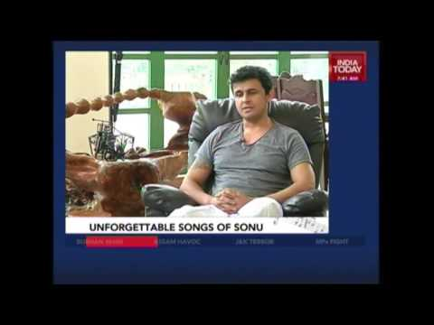 Sonu Nigam Speaks On His Biggest Hits