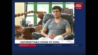 Sonu Nigam Speaks On His Biggest Hits