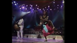 Mory Kanté - Yé Ké Yé Ké Tv Live From The 80s  Remastered Vhs